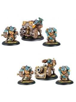 Trollblood Thumper/Pummeler Weapon Crew horde