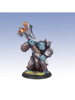 Trollblood Troll Axer Light Warbeast horde