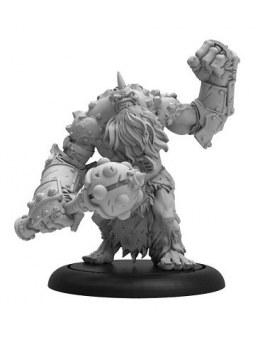 Trollblood Troll Basher Light Warbeast horde