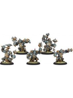 Trollblood Trollkin Champions (5) Unit horde