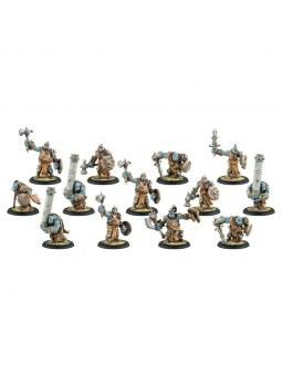 Trollblood Trollkin Kriel Warriors Unit horde
