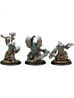 Trollblood Trollkin Runeshapers Unit horde