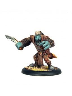 Trollblood Trollkin Skinner Solo horde