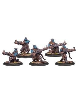 Trollblood Trollkin Sluggers Unit horde