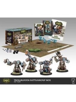 Trollbloods Battlegroup Box MK.III horde