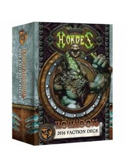 Trollbloods Faction Deck MK.III horde