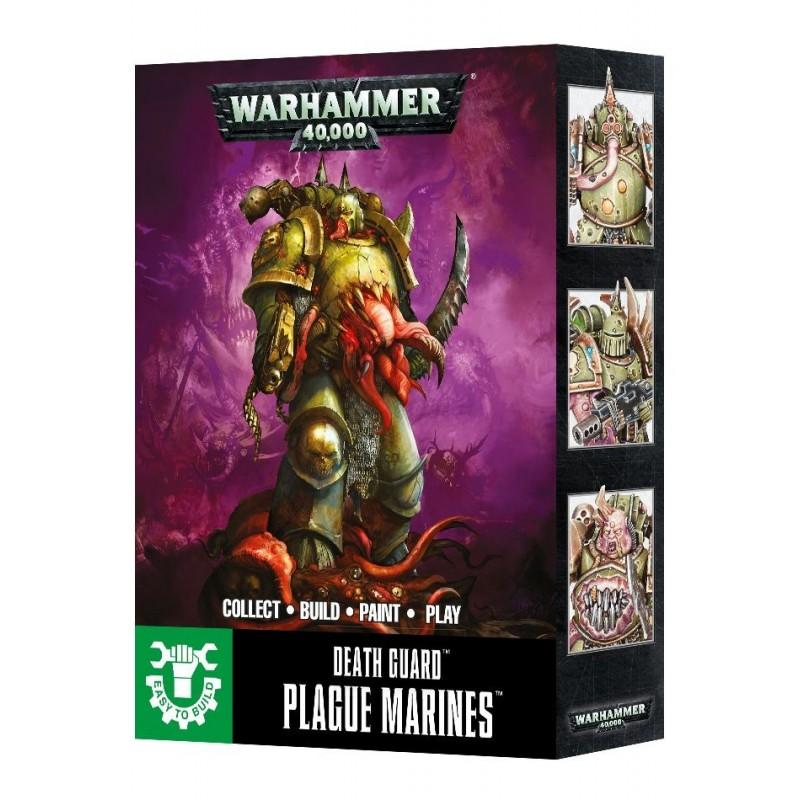 Death Guard : Plague Marines - Easy To Build