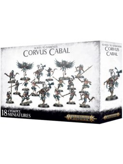 Slaves to Darkness Corvus Cabal