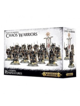 Chaos Warriors Regiment slaves to darkness