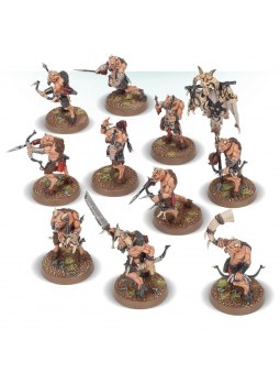 Beasts of Chaos Ungor Raiders