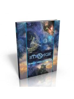 The Strange - Livre De Base + Carte Poster jeu