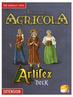 Agricola : Extention Artifex jeu