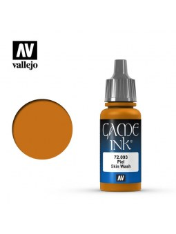 Vallejo: Game Color Skin Wash Ink (17ml)