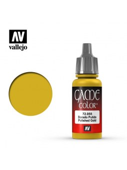 Vallejo: Game Color Polished Gold (17ml)