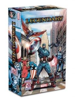 Marvel Legendary Captain America 75th Expansion