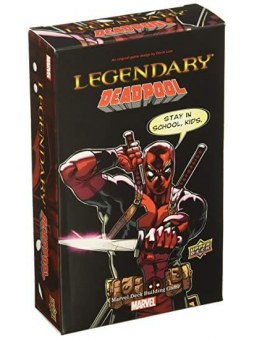 Marvel Legendary Deadpool Expansion jeu