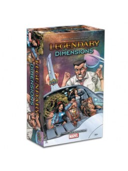 Marvel Legendary Dimensions Expansion