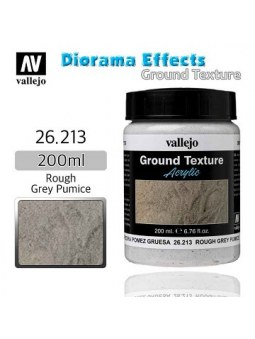 Vallejo: Diorama Ground Textures Grey Pumice 200ml