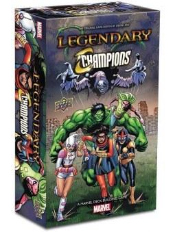 Marvel Legendary Champions Expansion jeu
