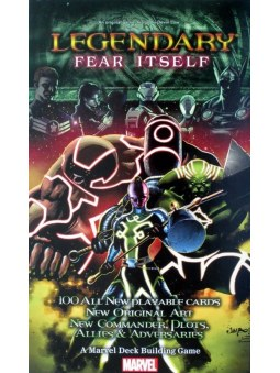 Marvel Legendary Fear Itself Expansion