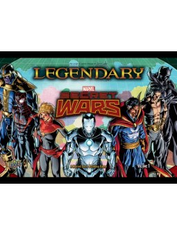 Marvel Legendary Secret Wars vol 1