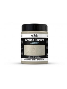 Vallejo: Diorama Ground Textures Sandy Paste 200ml