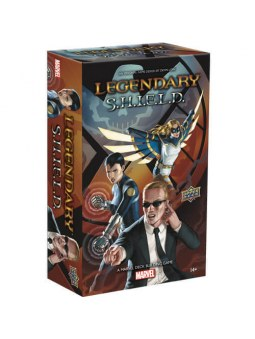 Marvel Legendary Shield Expansion jeu
