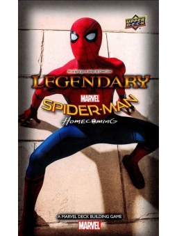 Marvel Legendary Spider-man Homecoming jeu