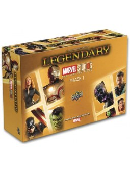 Marvel Legendary Studios 10th Anniversary jeu