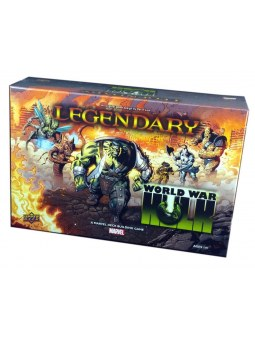 Marvel Legendary World War Hulk jeu