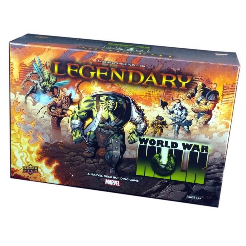 Marvel Legendary World War Hulk jeu