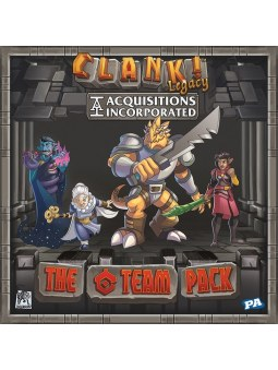 Clank! Legacy Acquisitions Inc The C Team Pack jeu