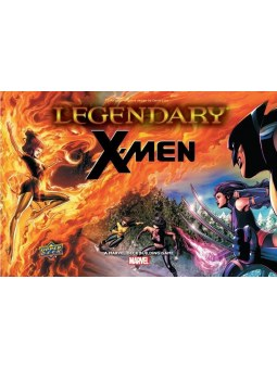 Marvel Legendary x-men jeu