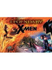 Marvel Legendary x-men jeu