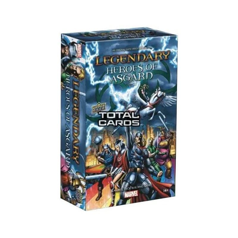 Marvel Legendary Heroes of Asgard