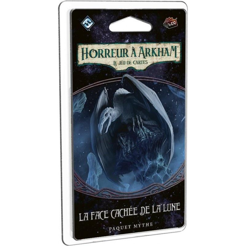 Horreur a Arkham le jeu de cartes : La Face Cachée de la Lune jeu