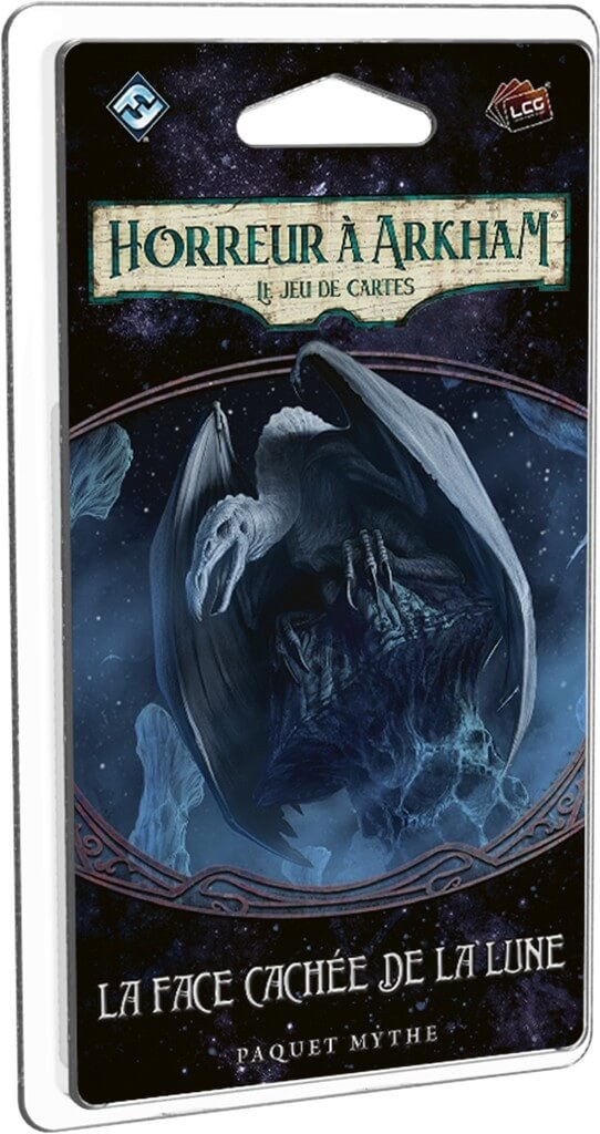 Horreur a Arkham le jeu de cartes : La Face Cachée de la Lune