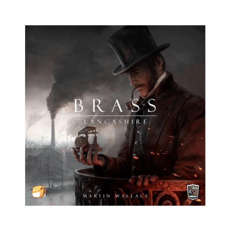 Brass Of Lancashire (fr) jeu