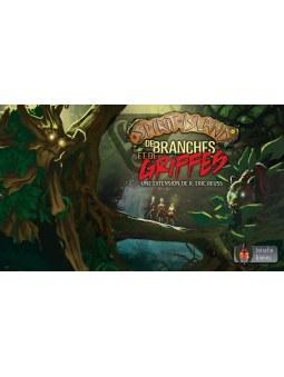 Spirit Island: De Branches Et De Griffes  jeu