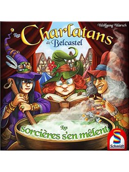 Les Charlatans de Belcastel: Les Sorcieres s'en Melent jeux