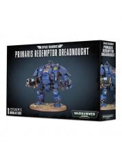 Space marines : Primaris Redemptor Dreadnought