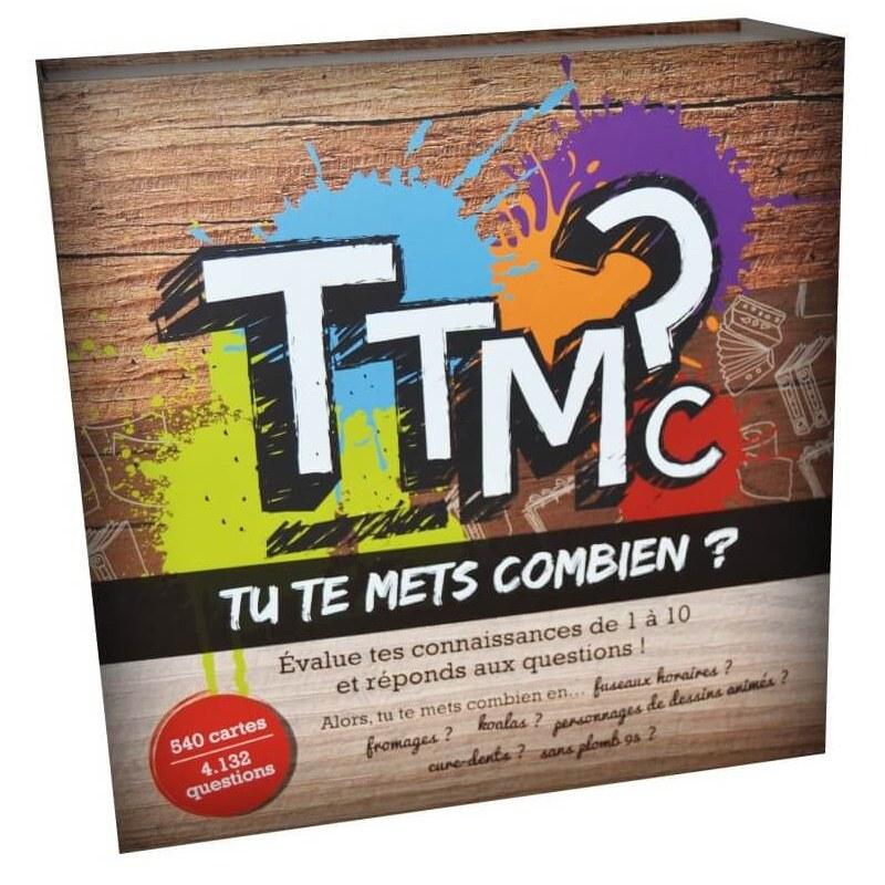 TTMC : Tu Te Mets Combien? jeu