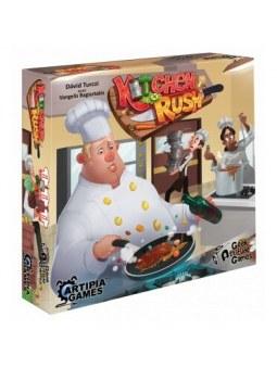 Kitchen Rush jeu