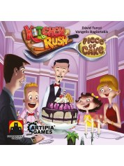 Kitchen Rush Extension Piece Of Cake jeu