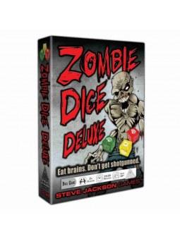 Zombie Dice Deluxe jeu