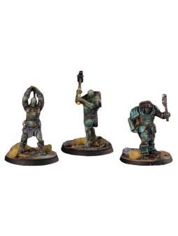 Fallout Wasteland Warfare: SPR Mutants Skirmishers