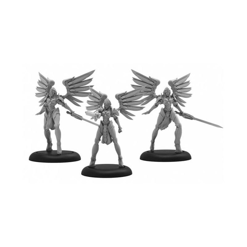 Convergence Negation Angels Unit