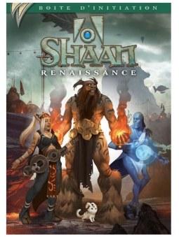 Shaan Renaissance - Boîte d'initiation jeux
