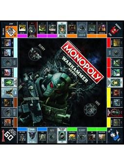 Monopoly: Warhammer 40,000 plateau