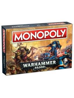 Monopoly: Warhammer 40,000 jeu